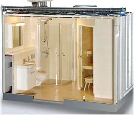 Prefabricated Bathroom Units Sweet Puff Glass Pipe